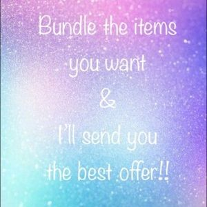 Other - Bundle & Save! Everything Must Go!